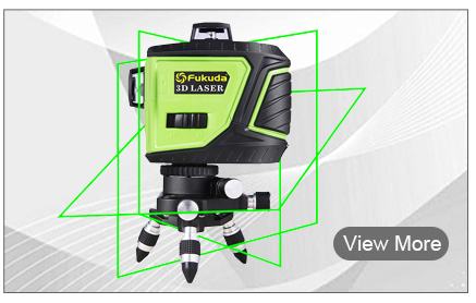 Fukuda бренд 16 линий 3D MW-94D-4GJ лазерный уровень самонивелирующийся 360 горизонтальный вертикальный крест супер зеленый лазер пульт дистанционного управления