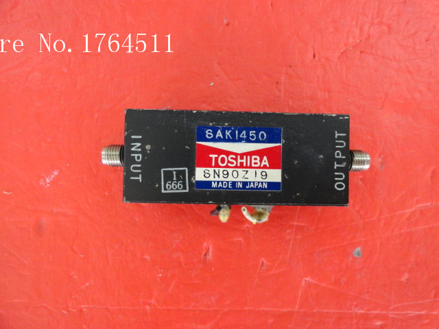 [BELLA] TOSHIBA SN90Z19 12V SMA Supply Amplifier
