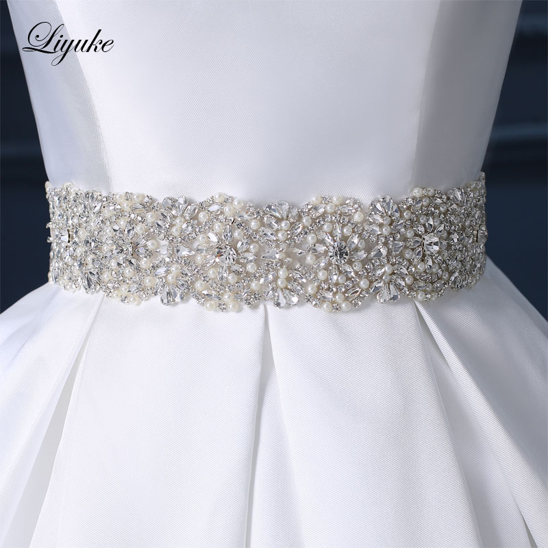 Beading Gown 2019 Bride