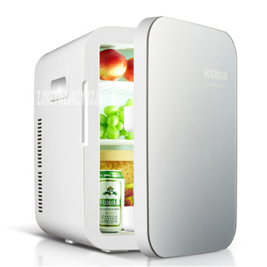 Multifunction Mini Fridge Portable Car 12 V 20L Auto Travel Refrigerator Quality ABS Cool And Heat Home Cooler Freezer Warmer