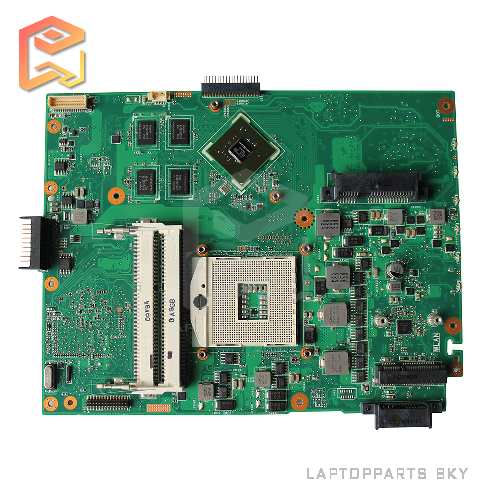 Original new laptop motherboard for ASUS A52J K52J K52JC REV:2.1 DDR3 N11M-GE2-S-B1 mainboard free shipping  for asus k52jb a52j k52jr k52je k52j 4 pcs on storage laptop motherboard rev2 3 mainboard free shipping