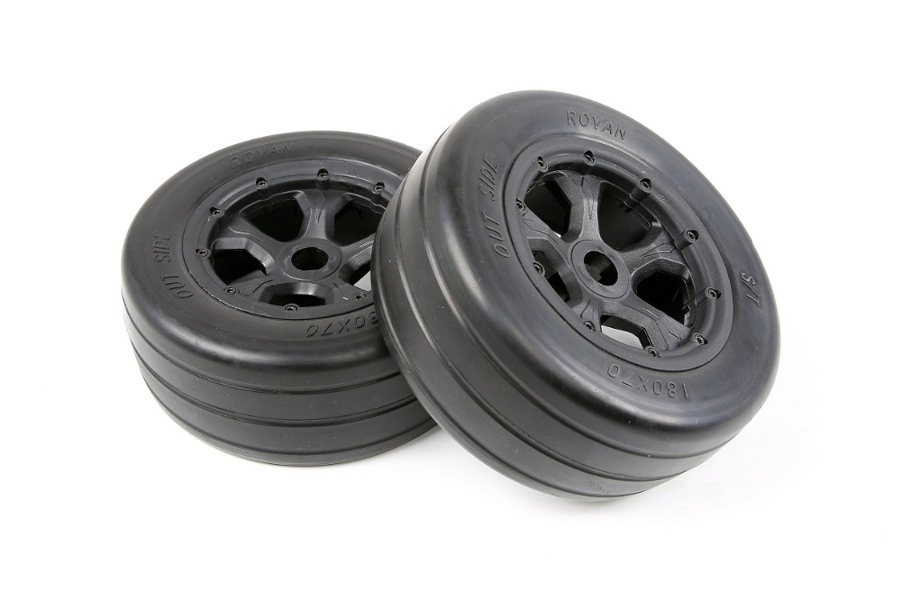New arrival!!  Slick wheel  for 1/5 scale Losi 5IVE-T ROVAN LT ,KING MOTOR X2 billet rear hub carriers for losi 5ive t