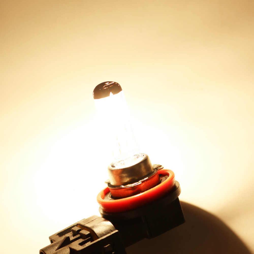 Lumière de voiture pour Seat Ibiza 2013 2014 2015 2016 2017 antibrouillard lumière de brouillard fil de lampe antibrouillard Grille couverture ampoules Kit