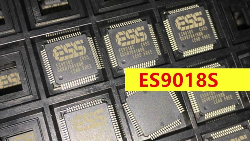 ESS ES9018S 9018 ES9018 puce audio dac puce 1 pièce livraison gratuite