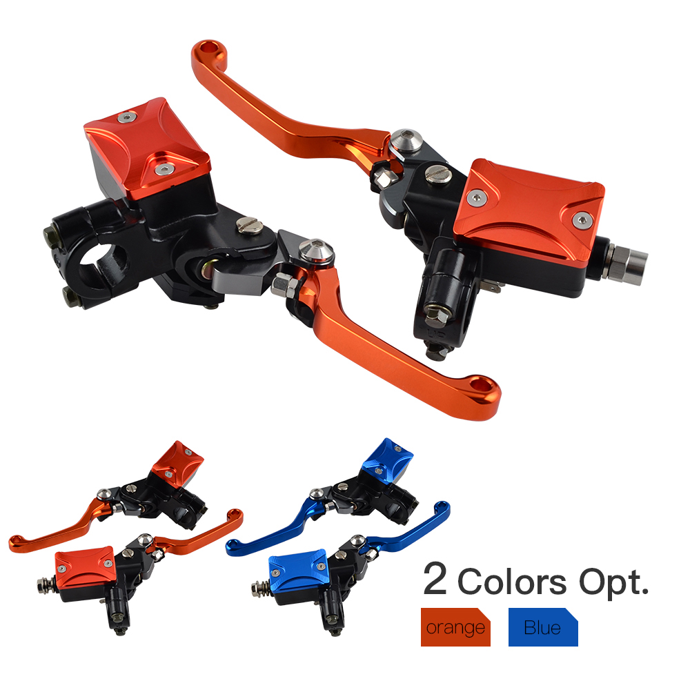 цена на NICECNC Hydraulic Brake Clutch Lever Assembly For KTM 65 85 125 150 250 300 350 450 505 530 SX SMR EXC-F EXC SIX DAYS 2006- 2018
