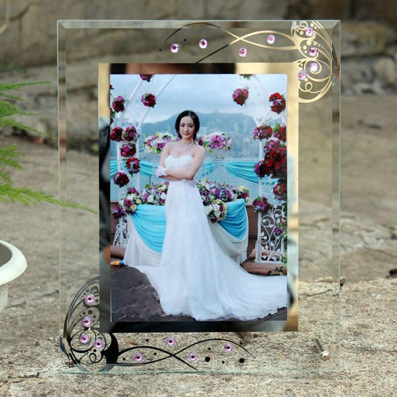 Foto de acrílico transparente rodea 5 \