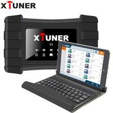 2019 V9.6 XTUNER T1 outil de Diagnostic pour camion lourd pour Airbag ABS DPF EGR réinitialiser avec tablette professionnel OBD 2 scanner robuste