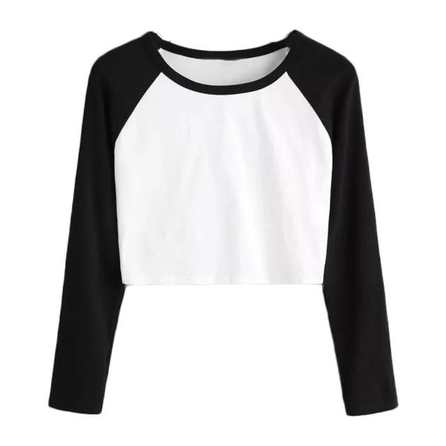 Women Long Sleeve TShirt...