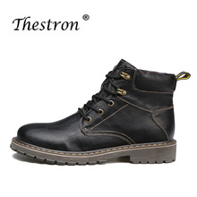 Brand Military Tactical Training Boots Black Brown Combat High Top Sneakers Original Desert Men Working Safety Shoes