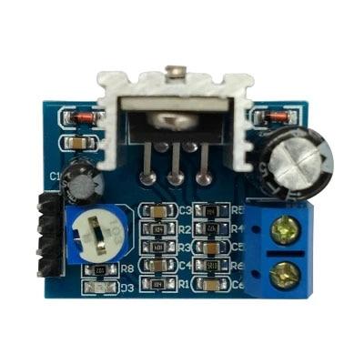 5pcs/lot TDA2030A Module Single Power Supply Audio Amplifier Board Module