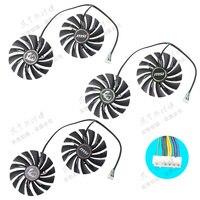 New Original MSI GTX970 980 980Ti Graphics Card Cooling Fan PLD10010S12HH DC12V 0 40A