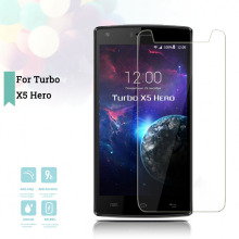 2.5D 0.26mm Ultra Thin Tempered Glass Turbo X5 Hero Toughened Protector Film Protective Screen Case Cover Universal цена в Москве и Питере
