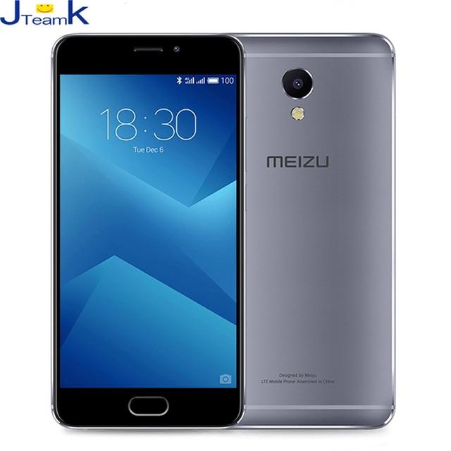 Meizu M5 Note 32GB ROM 4GB Ram M621C Global Firmware Google Service 4G LTE Mobile Phone 4000mAh Octa Core 5.5inch 1920*1080 13MP