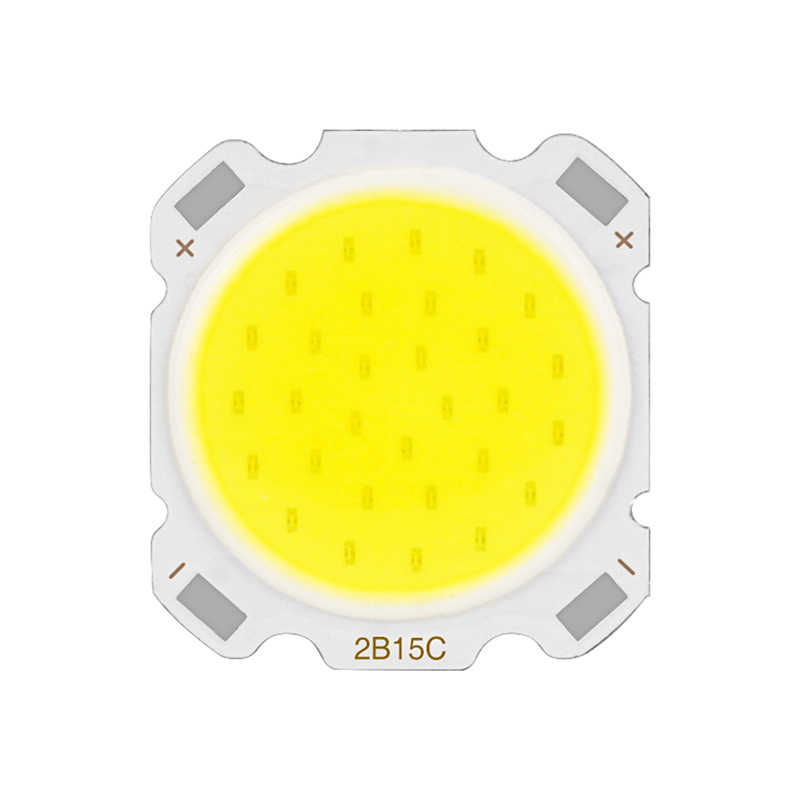 LED COB Chip 3W 5W 7W 10W 12W 15W High Power Lampu Manik-manik Input 9-50V DIY Lampu LED Chip Lampu Sorot Outdoor Lampu Sorot Lampu Dioda