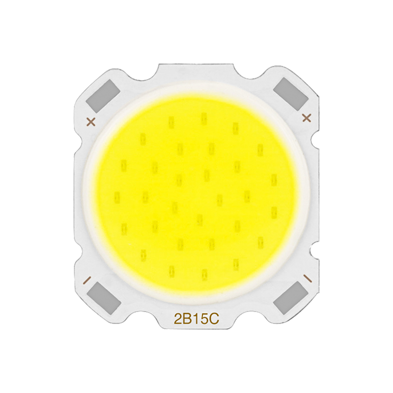 LED COB Chip 3W 5W 7W 10W 12W 15W High Power Lumen Lamp Input 9-50V DIY For Outdoor Floodlight Spot Light Cold White Warm White diy 3w 270lm 6500k white light flat strip led module 9 10v