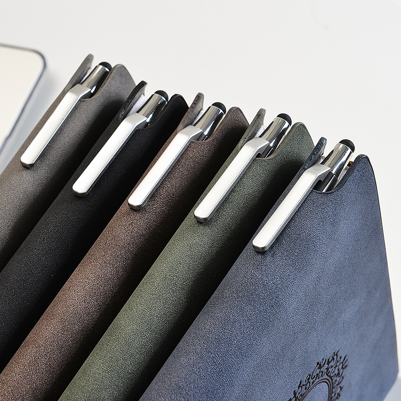 Quality Sheep Leather Cover Vintage Notepad Notebook Diary Daily Memos Planner Agenda Notebook Pu Leather Sketchbook