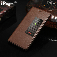 Luxury PU Genuine Leather Case Smart Dormancy Flip Cover Case For Huawei P9 5 2 Inch