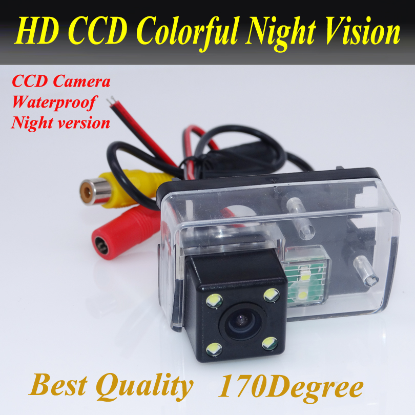 Hot selling Rear view camera for PEUGEOT 307 (2008-2010) CAR Rear view BACK UP camera Factory Promotion