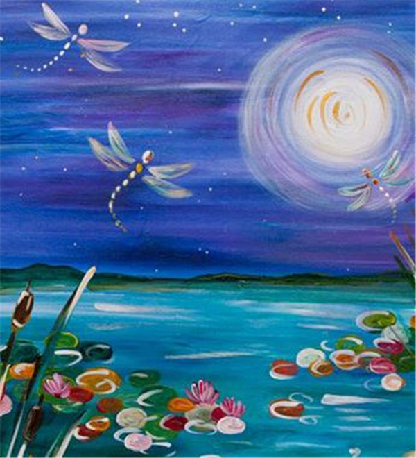 Acrylic Painting Classes Pittsburgh