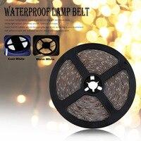 5 Mt 600 LEDs 3528 12 V SMD Flexible Led-streifen Licht Super Helle Wasserdichte Einzigen Licht Gürtel Mit Fernbedienung Großhandel