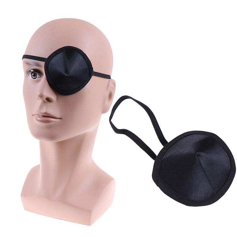3D Single-Eye Sleep Mask Patch Medical Eye Patch Eyeshade For Eye Amblyopia Astigmatism Portable Mask for Sleep Blindfolds