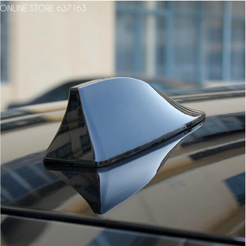 Prix pour Voiture requin antenne spécial de voiture radio antennes aileron de requin auto antenne signal Pour Peugeot 308 SW R Concept GTi 2008-2014 Car styling