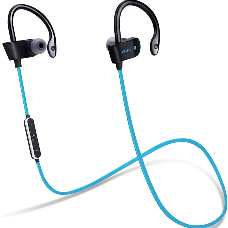 Impermeable del deporte en la oreja los auriculares bass bluetooth wireless auri