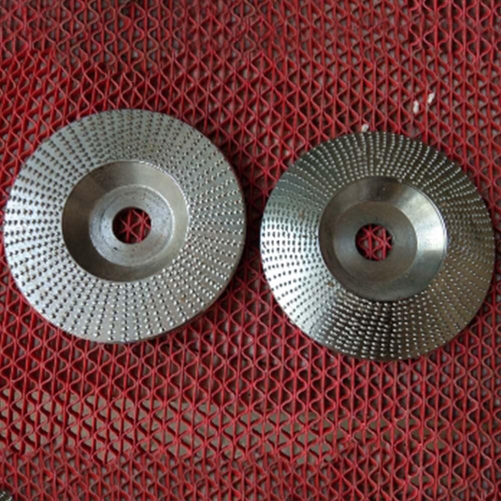 Meule à bois ponçage bois disque de sculpture outil rotatif outils à disque abrasif pour meuleuse d'angle