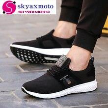 Brand 2017 Fashion men Casual Shoes ankle High quality Platform Shoes men mesh shoes
