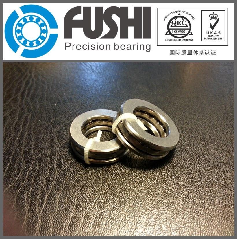 S51200 (2PCS) 10x26x11mm 10*26*11mm stainless steel thrust ball bearing 51200 nivea 51200
