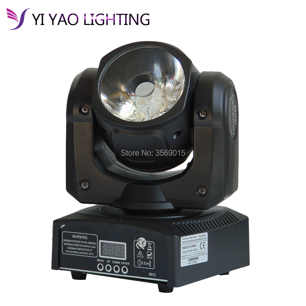 60w RGBW 4in1 Led Beam Light DMX512 LED Display Moving Head Light Professional DJ/Bar /Party/Show/Stage Light LED Stage Machine