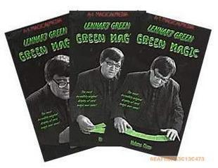 Lennart Green - Green Magic Complete (1-7) Magic Tricks
