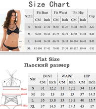 High Waist Swimsuit Bikinis for Women Plus Size Swimwear Strapless Off Shoulder Bikini Set XL Swim Wear Bathing Suit Women