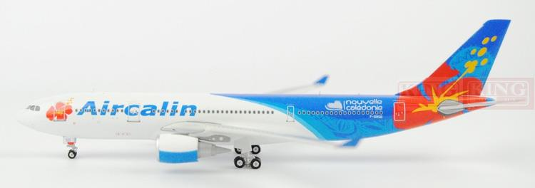 Phoenix 11081 A330-200 F-OHSD 1:400 aircalin commercial jetliners plane model hobby 11010 phoenix australian aviation vh oej 1 400 b747 400 commercial jetliners plane model hobby