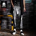 GENANX Brand Spring 2017 Baggy Sweatpants For Men Hip-hop Beam Foot Han Edition Haroun Pants Men Fashion SIZE M-XXL