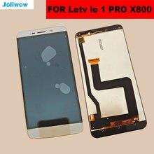 สำหรับ Letv LeEco Le S3 X626 X520 1 PRO X800 X600 X608 MAX X900 X910 จอแสดงผล LCD + หน้าจอสัมผัสชุดอุปกรณ์เสริม