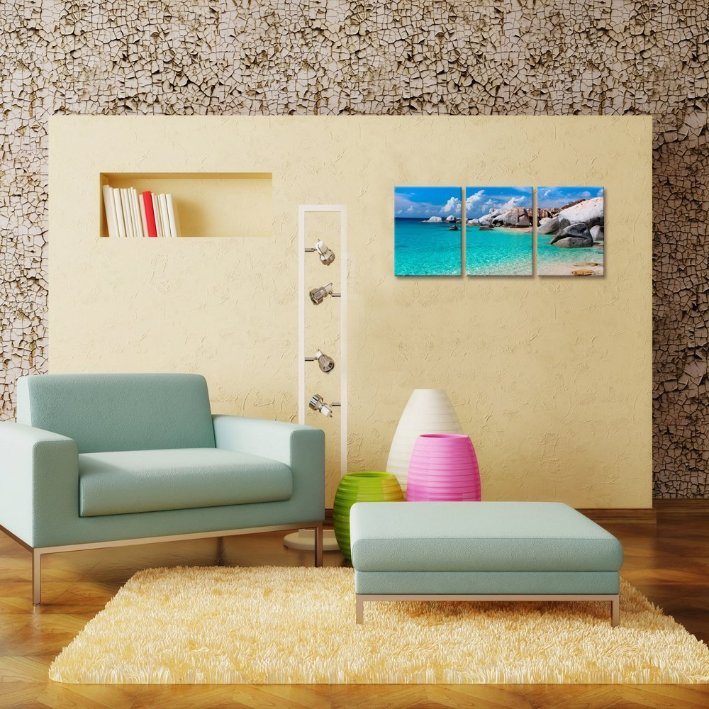 Beautiful Wall Art Tropical Contemporary - The Wall Art Decorations ...