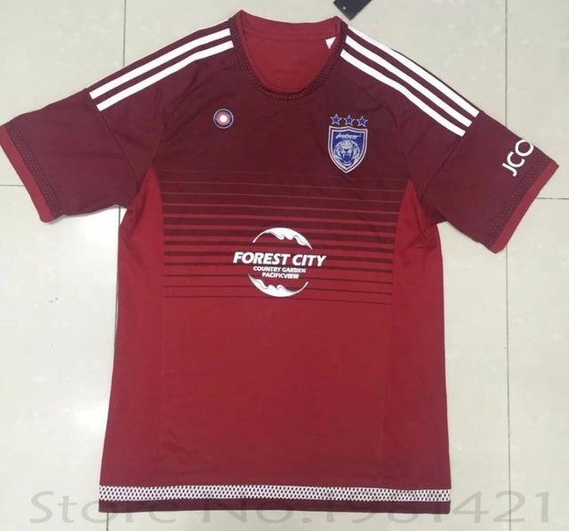 johor darul ta\u0027zim fc new jersey 2016 jdt malaysia m league 1 daruljohor darul ta\u0027zim fc new jersey 2016 jdt malaysia m league 1 darul takzim fc football jersey red soccer shirt