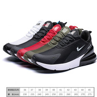 New Men's Shoes Flying Weave 270 Air Cushion Mesh Leisure sneakers Air Cushion Running Shoes Explosive Large Men's Shoes 40 45