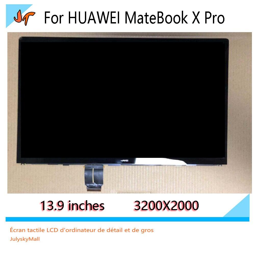 Para Huawei Livro DE Mate x pro MACH-W19 MACH-W19C W19B 13.9-POLEGADA LPM139M422 UM 3K display lcd monitor de tela de toque 3000X200resolution