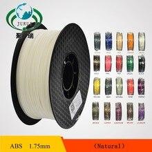 PLA/ABS 1.75 MakerBot/RepRap plastic Rubber Consumables Material 3d printer filament