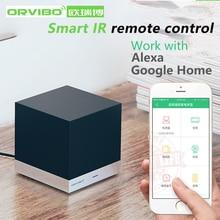 цена на Alexa & Google Home Voice Control Orvibo MagicCube XiaoFang WiFi IR Remote Control Smart Home Automation By IOS Android