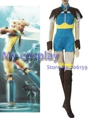 Anime Final Fantasy Cosplay - Final Fantasy XII Penelo Women's Performance Costume Cosplay Costume Freeshipping