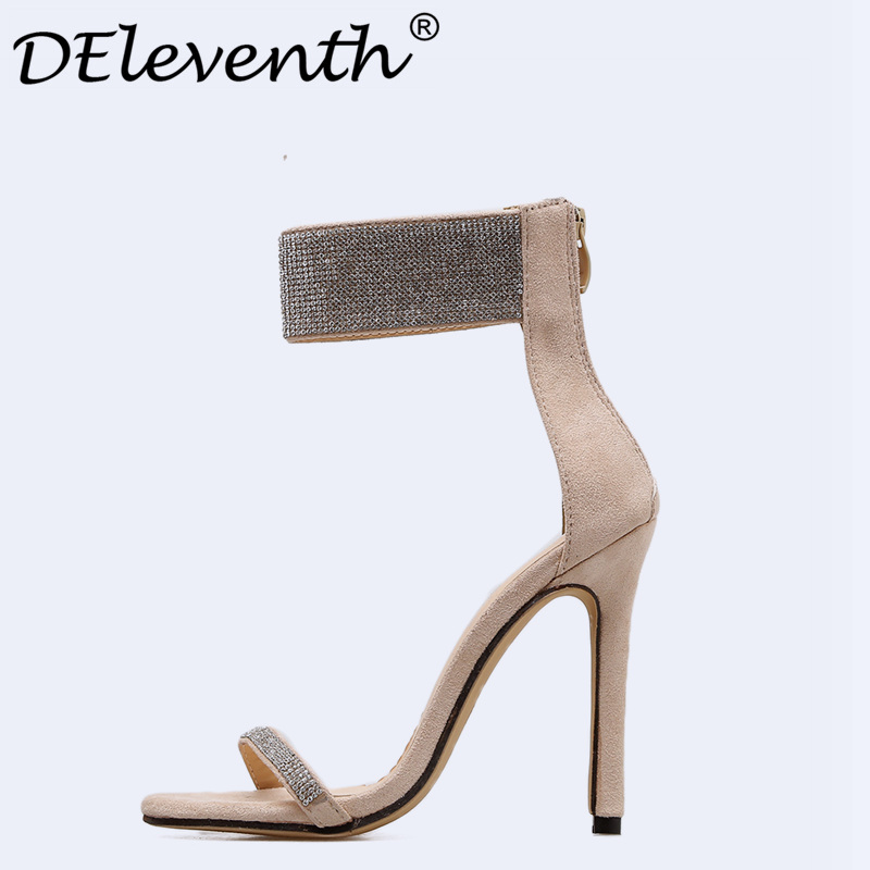 Reliable Hot Selling Snake High Heel Sandals Peep Toe Buckle Shoes Colorful Rome Thin Heels Shoes Shallow Summer Ladies Party Shoes Last Style Shoes Heels
