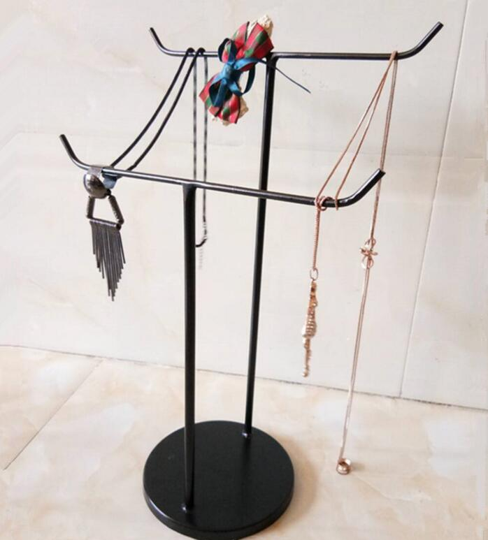 Ohrring hängen Rack Schmuck Veranstalter Halter Tabelle Metallständer Lagerung