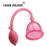 HANRIVER Increased Body Massager Women To Stimulate Breast Breast Massage Breast Pump Manual Vacuum Cup Breast