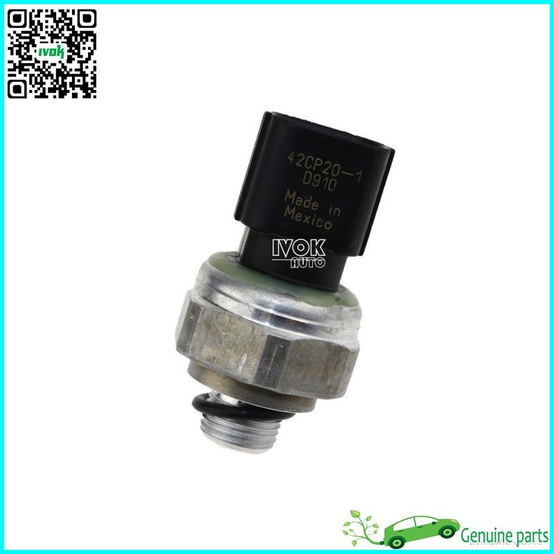 Refrigerant Pressure Switch Air Conditioning Pressure Sensor for Honda OEM# 42CP20-1