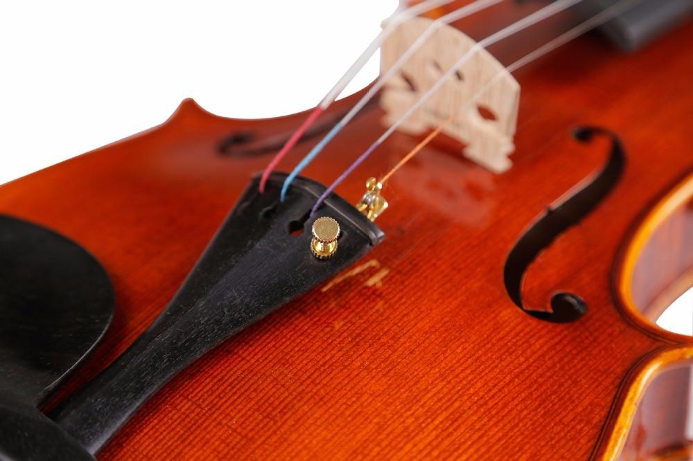 Վարպետ ձեռքի արհեստի հնաոճ ջութակ - Երաժշտական գործիքներ - Լուսանկար 4