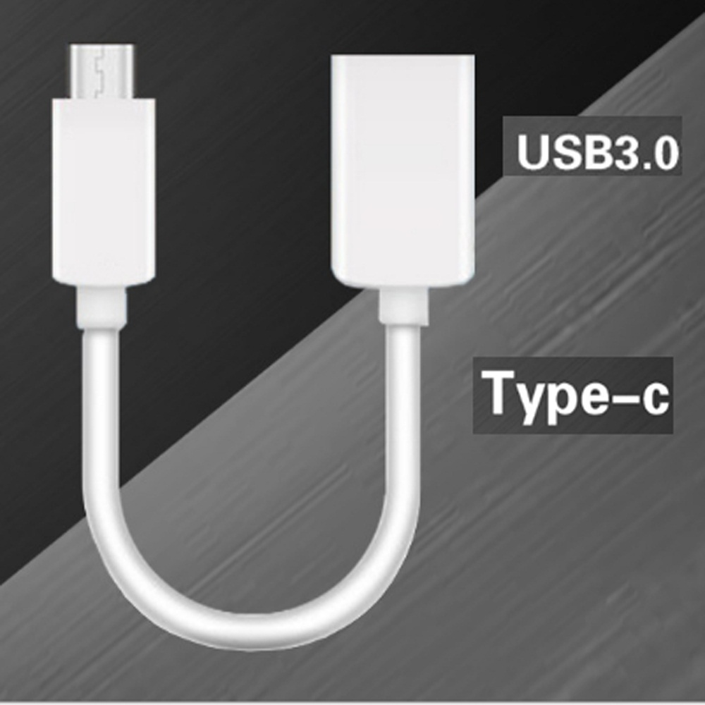 USB 3.1 Type C Male to USB 3.0 Female Data Cable USB Type A Male To Female O-TG Data Connector Converter Cable image