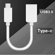 USB 3.1 Type C Male to USB 3.0 Female Data Cable USB Type A Male To Female O-TG Data Connector Converter Cable недорого